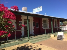 The hotel in Yalgoo