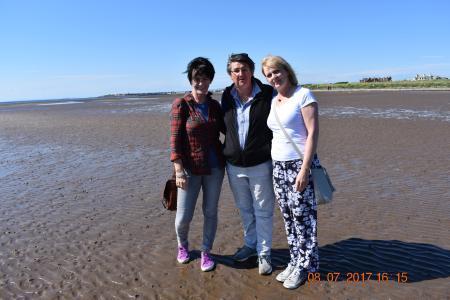 Anna, Kath, Linda