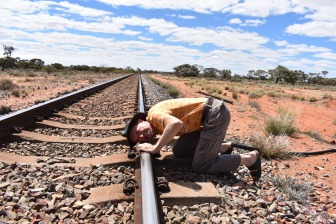 The Ghan line